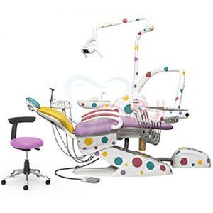یونیت و صندلی ویژه اطفال دنتوس مدل Extra 3006 CHC