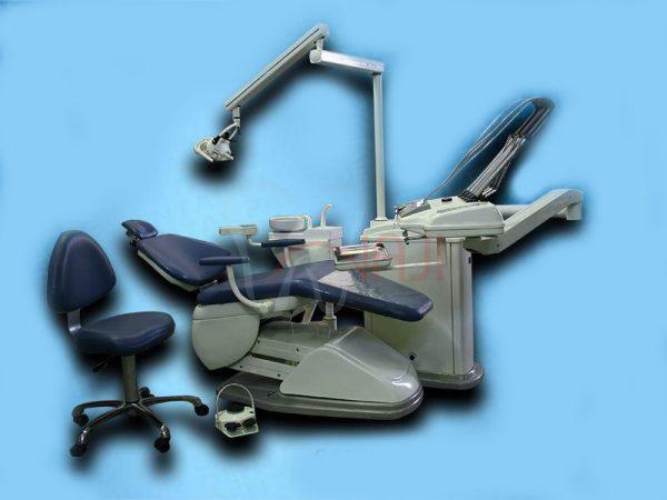 یونیت و صندلی پارس دنتال مدل Saman