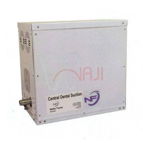 ساکشن مرکزی برقی 6 یونیته نفیس فراز مدل NF-C