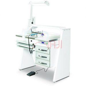میزکار یک نفره دندانسازی کوشا فن پارس