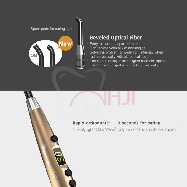 لایت کیور قلمی وودپیکر مدل LED-H